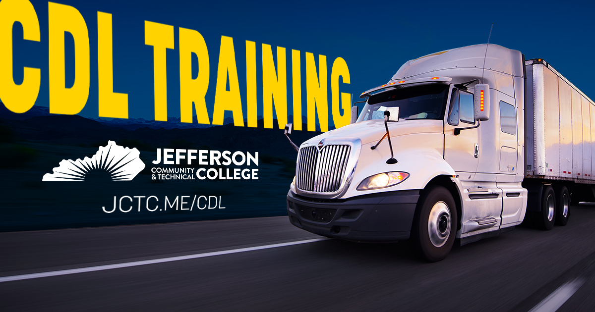 Jefferson Commercial Drivers License Training